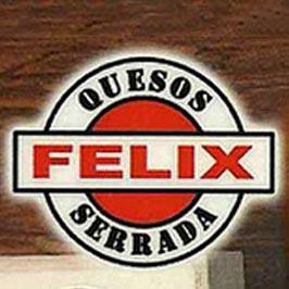 Logotipo Quesos Félix